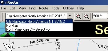 city navigator® north america nt